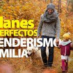 3 planes perfectos de senderismo en familia