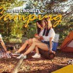 Imprescindibles camping