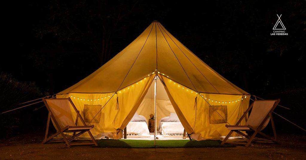 Glamping Camping Las Veredas Valdepeñas