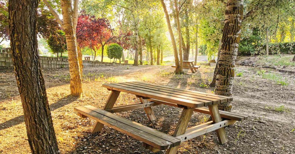 Zona Verde camping